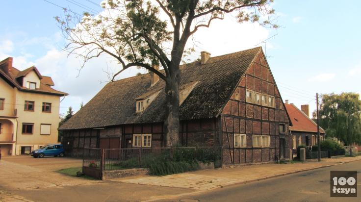stodoła przy plebanii