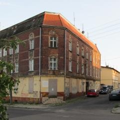 Ulica Monterska, wg Redaktora, same pustostany