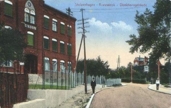 no_17 - Direktionsgebäude der Union-Fabrik; 1920 - 01k