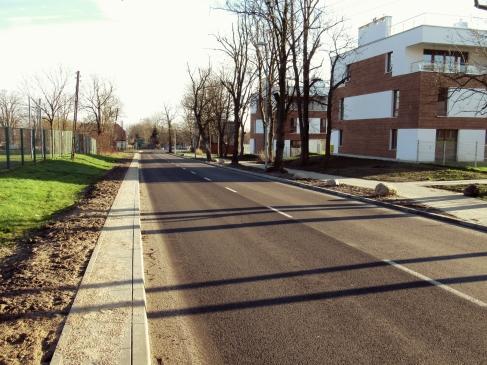 Ulica Policka