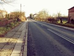 Ulica Kościelna po remoncie